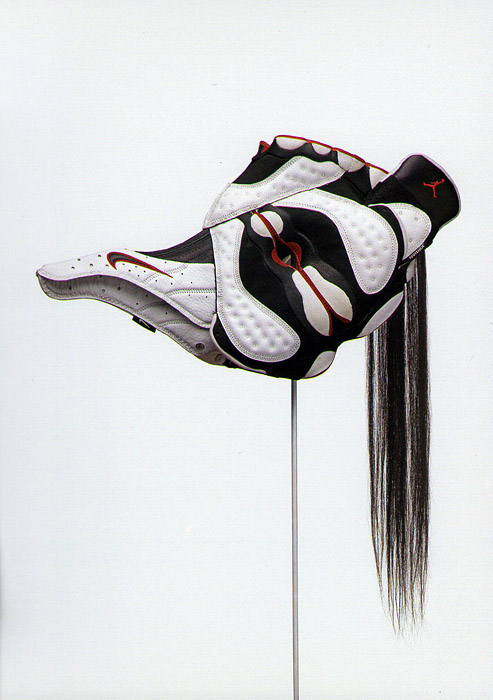 Brian Jungen - Prototype for New Understanding series