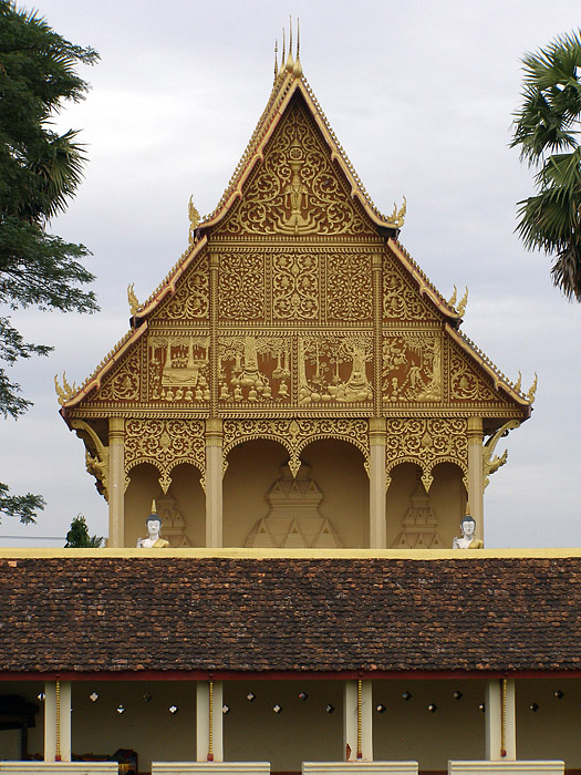 Pavilion near the Golden Stupa