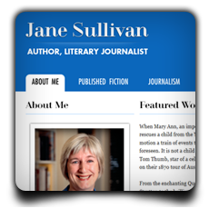 Jane Sullivan website