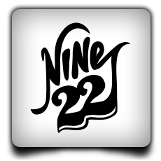 Nine22 Apparel logo