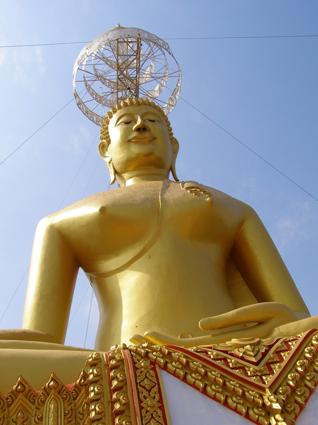 Gigantic Buddha