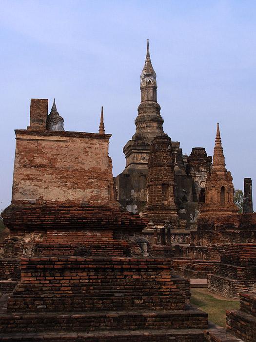 Temples in Sukhothai