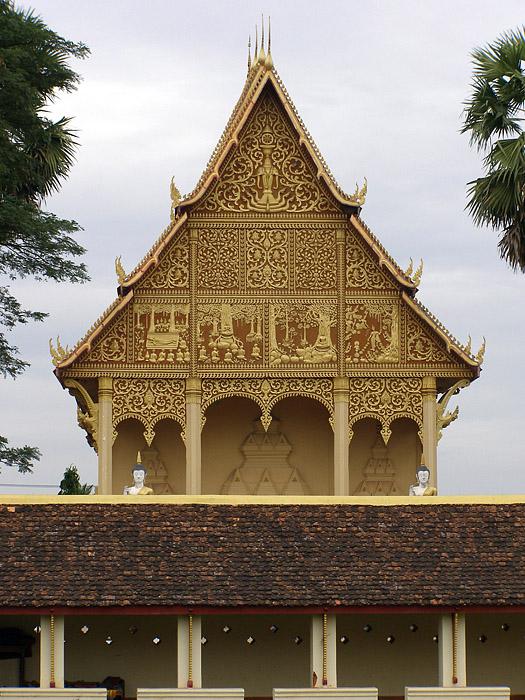 Pavilion near the Golden Stupa