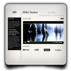 Elifer Santos website