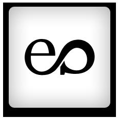 Elifer Santos logo & identity
