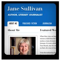 Jane Sullivan website