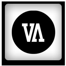 Vote For Art logo